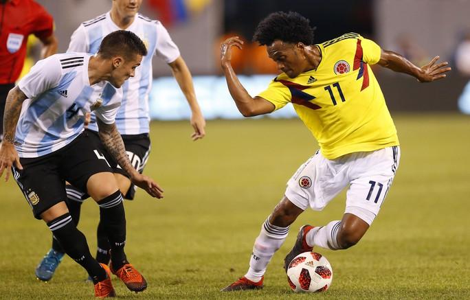Brazil vùi dập El Salvador, Argentina bị Colombia cầm chân tại Mỹ - Ảnh 7.