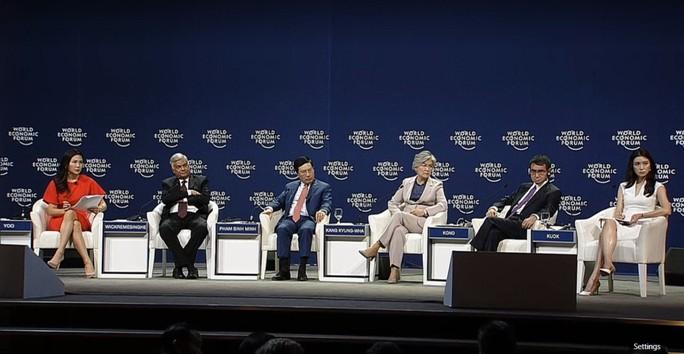Nhiều quốc gia lo ngại các hành động chi phối của Trung Quốc ở biển Đông - Ảnh 1.