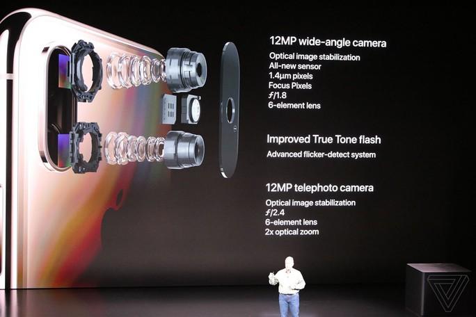 Đã mắt với iPhone XR, XS và XS Max vừa được Apple tung ra thị trường - Ảnh 2.