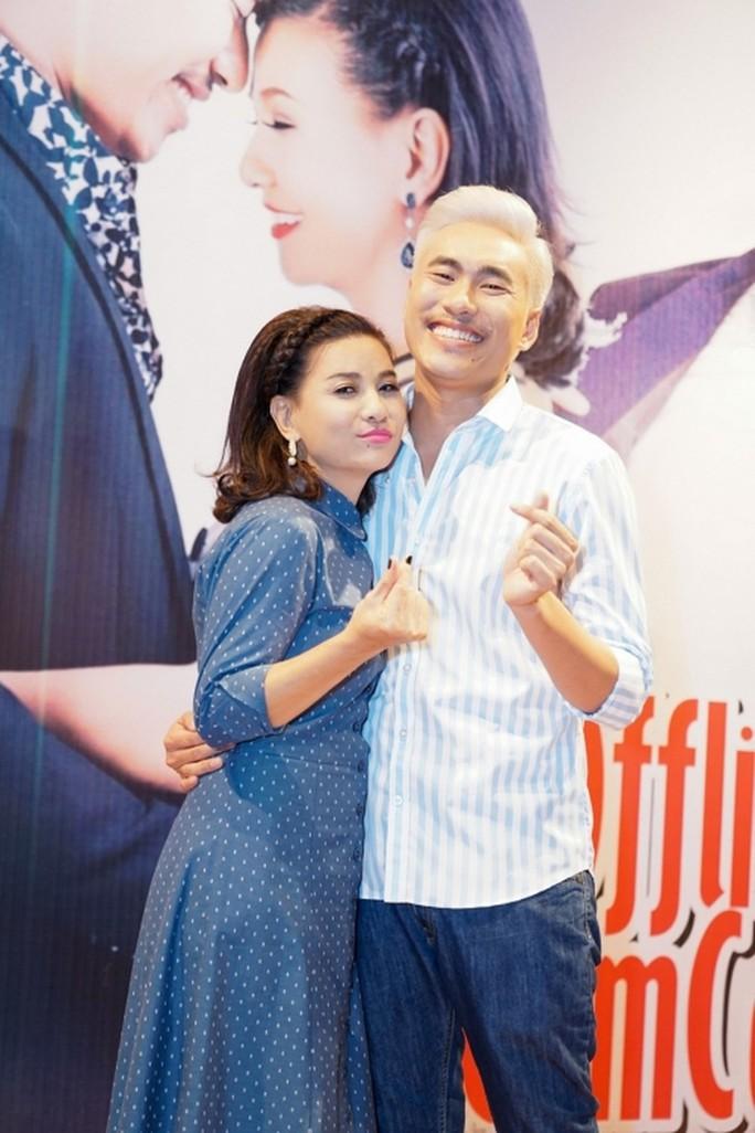 Khán giả sốc khi  Kiều Minh Tuấn- An Nguy nói yêu nhau - Ảnh 5.
