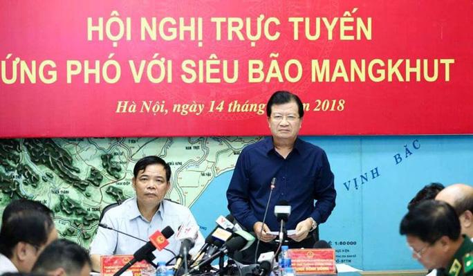 27 tỉnh, thành có thể bị ảnh hưởng bởi siêu bão Mangkhut - Ảnh 2.
