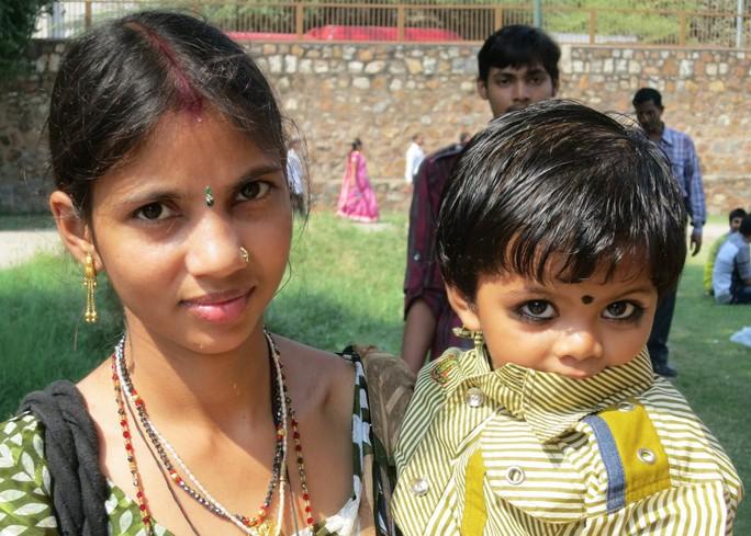 Phụ nữ Ấn Độ tự tử nhiều nhất thế giới - Ảnh 1.