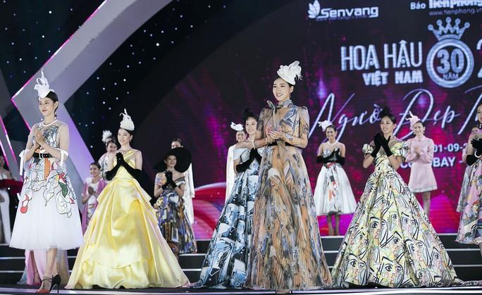 Đêm 16-9, chung kết Hoa hậu Việt Nam 2018 - Ảnh 1.