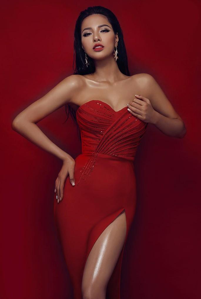 Siêu mẫu Quốc tế 2018: Khả Trang đoạt ngôi vị quán quân  - Ảnh 3.