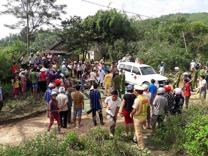 Danh tính các nạn nhân vụ tai nạn thảm khốc 13 người chết ở Lai Châu - Ảnh 1.