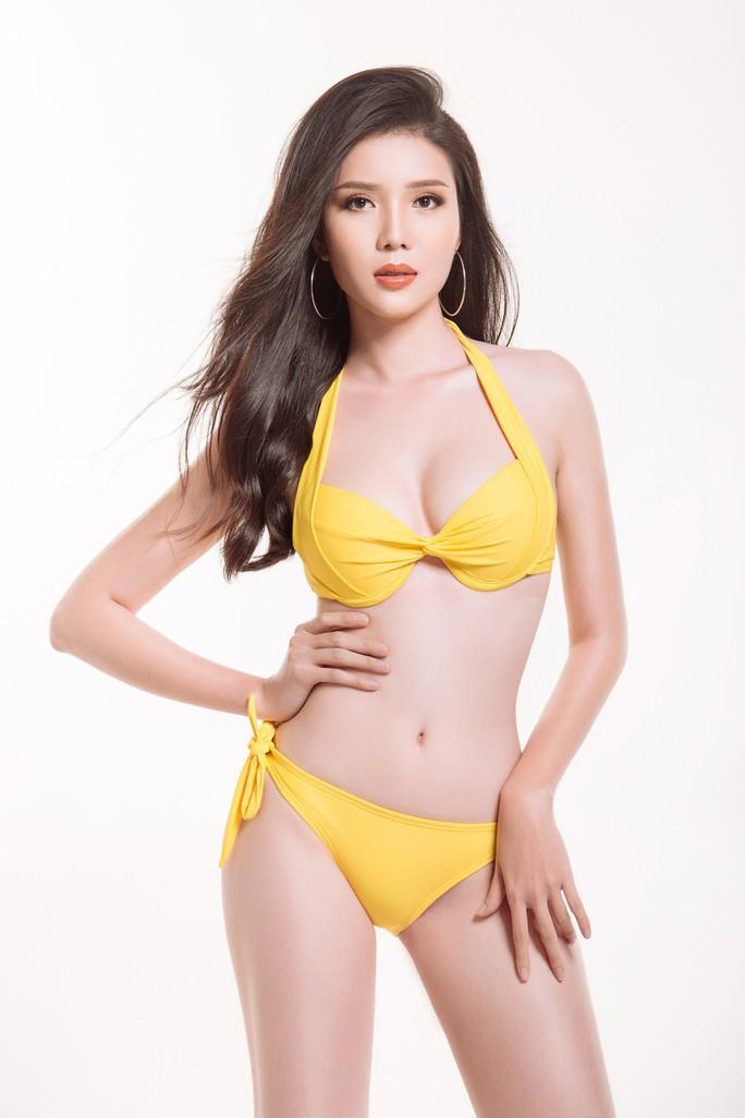 Hoa khôi Huỳnh Thúy Vi dự thi Hoa hậu Châu Á - Thái Bình Dương 2018 - Ảnh 4.