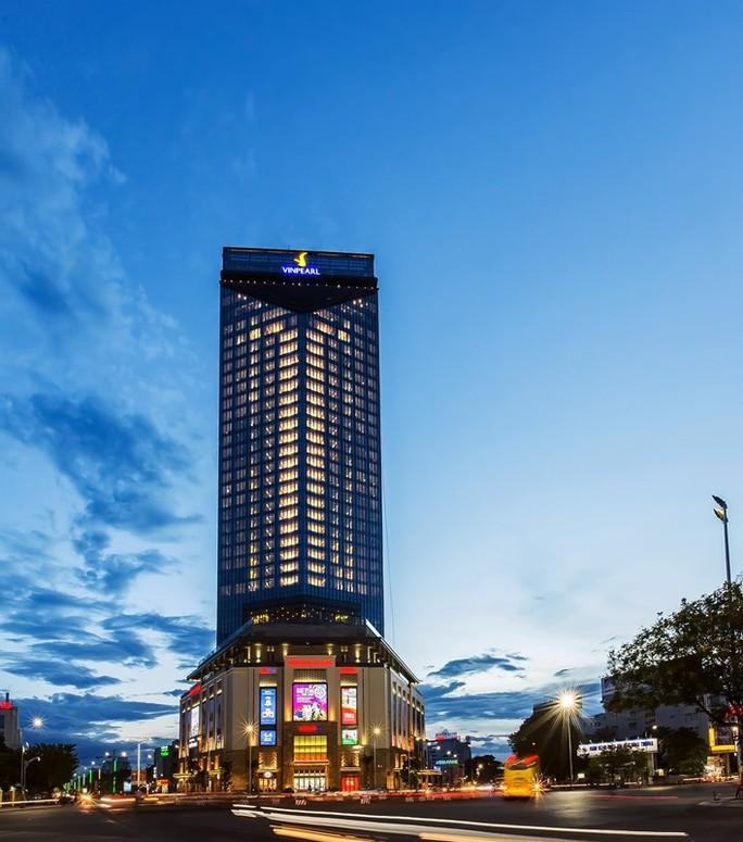 Khách sạn cao nhất ở Huế đi vào hoạt động - Ảnh 1.
