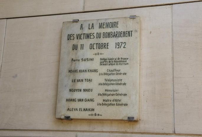 Khám phá di sản đậm dấu ấn lịch sử Đại sứ quán Pháp ở Hà Nội - Ảnh 6.