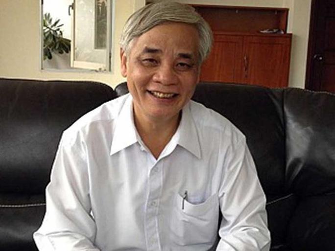 Bắt nguyên chánh án TAND Phú Yên vì tham ô - Ảnh 1.