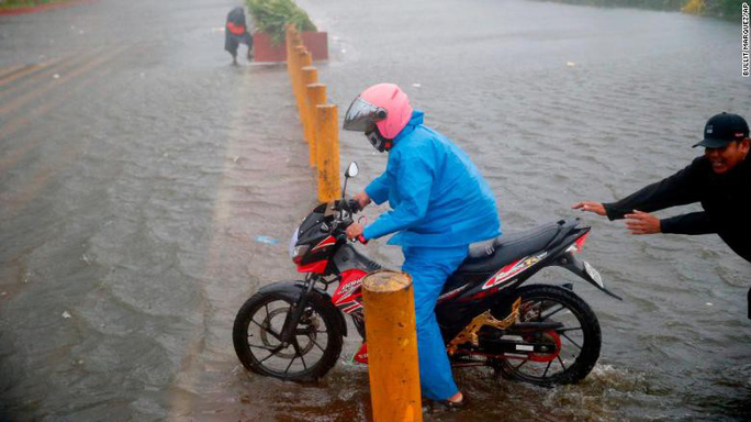 Philippines quay cuồng trong tay tử thần Mangkhut - Ảnh 3.