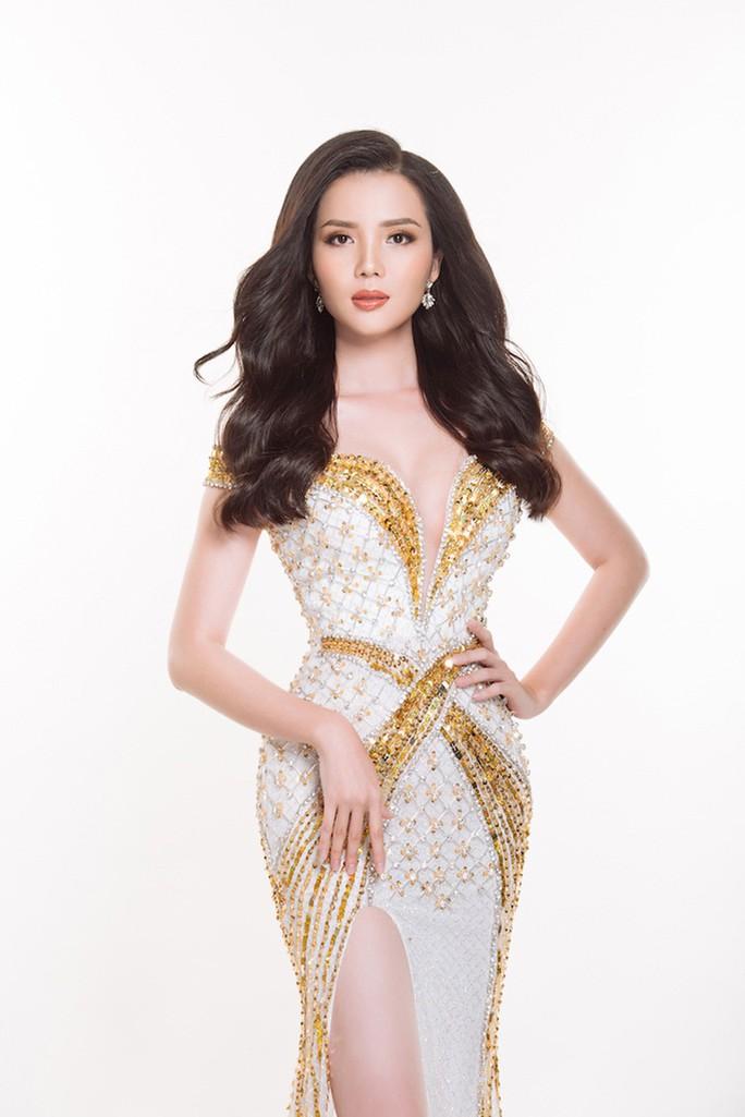 Hoa khôi Huỳnh Thúy Vi dự thi Hoa hậu Châu Á - Thái Bình Dương 2018 - Ảnh 3.