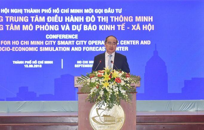 TP HCM tìm giải pháp công nghệ cho siêu đô thị - Ảnh 1.