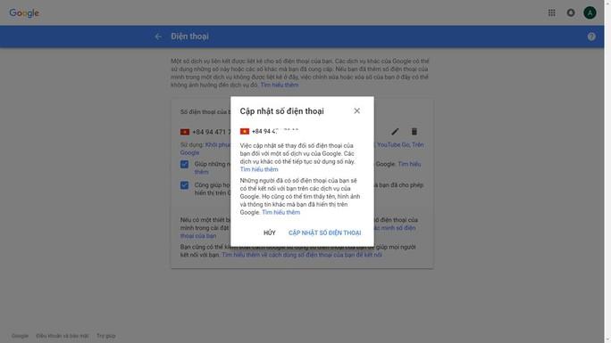 Chuyển SIM 11 số sang 10 số, cần làm gì để không mất Gmail, Facebook? - Ảnh 3.