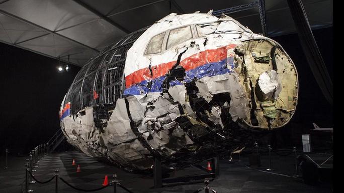 Nga tố tên lửa bắn rơi MH17 là của Ukraine - Ảnh 1.
