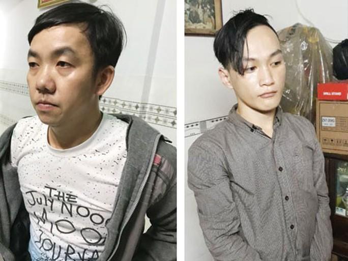 Hành trình bắt kẻ cướp ngân hàng ở Tiền Giang - Ảnh 1.