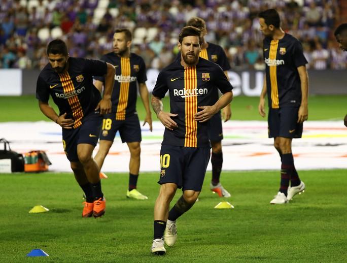 Messi và Barcelona khao khát cúp châu Âu - Ảnh 1.