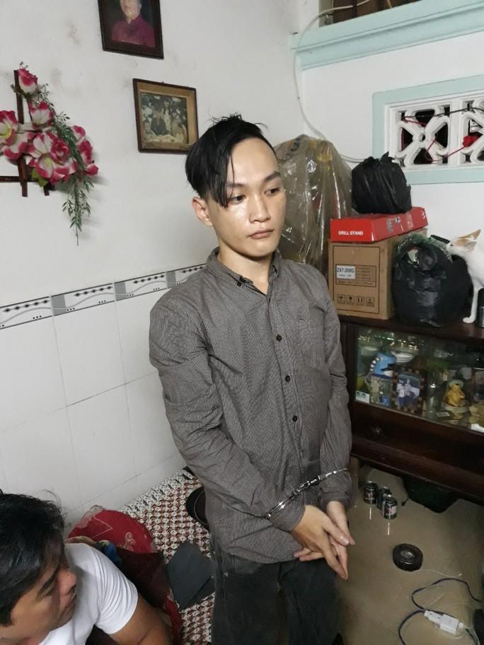 Sẽ đình chỉ điều tra vụ cướp ngân hàng ở Tiền Giang - Ảnh 1.