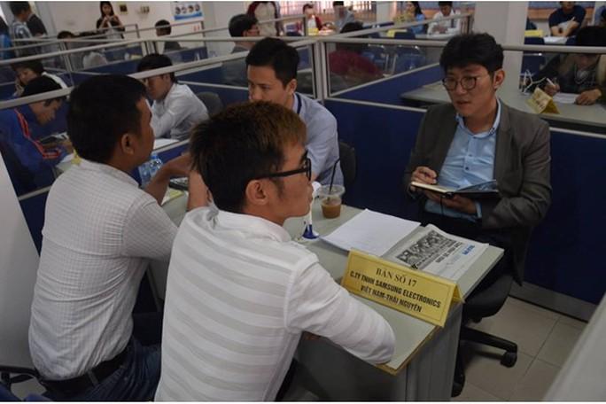 Kết nối việc làm cho lao động xuất khẩu về nước - Ảnh 1.