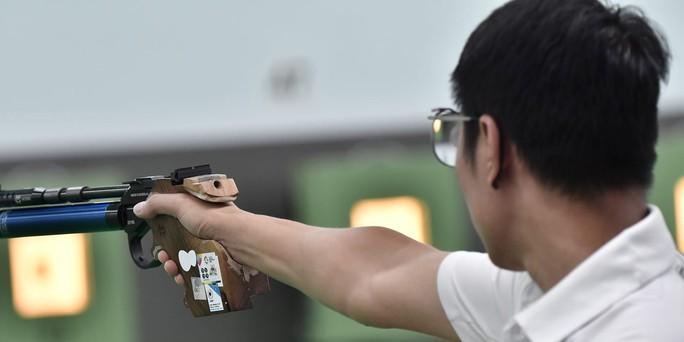 Bắn súng Việt Nam thất bại ở giải thế giới - Ảnh 1.