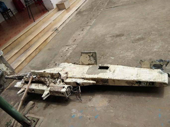 Phát hiện vật thể lạ nghi là của máy bay bị rơi xuống biển Quảng Bình - Ảnh 3.