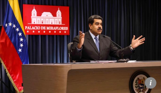 Venezuela nhận 5 tỉ USD từ Trung Quốc để cứu nền kinh tế - Ảnh 1.