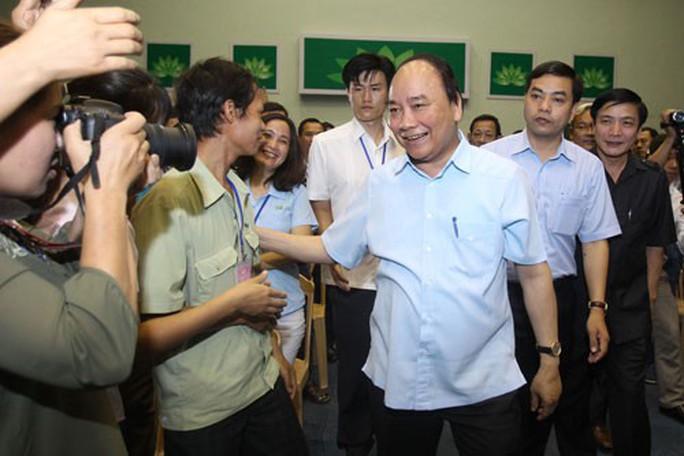 Dấu ấn Thủ tướng với công nhân - Ảnh 1.