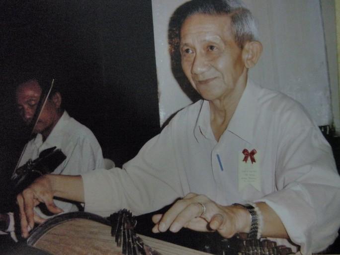 Danh cầm đàn tranh Lâm Nghĩa qua đời tuổi 74 - Ảnh 1.