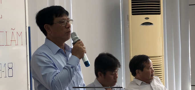 Dự án nhà ở xã hội 35 Hồ Học Lãm thất hứa lần 3, cư dân kêu trời - Ảnh 2.