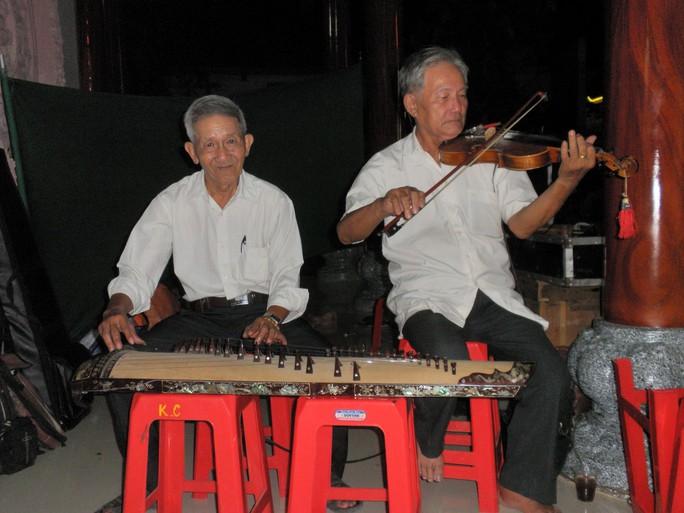 Danh cầm đàn tranh Lâm Nghĩa qua đời tuổi 74 - Ảnh 2.