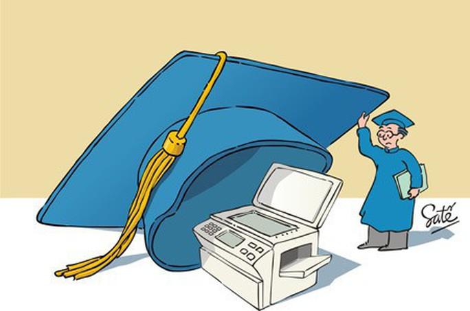 Muốn làm giáo sư thì thêm bao nhiêu tiền? - Ảnh 1.