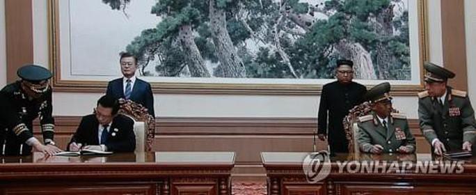 Hàn – Triều ký thỏa thuận mở ra tương lai mới - Ảnh 3.