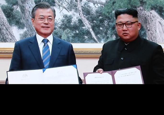 Hàn – Triều ký thỏa thuận mở ra tương lai mới - Ảnh 1.