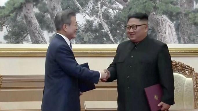 Hàn – Triều ký thỏa thuận mở ra tương lai mới - Ảnh 2.