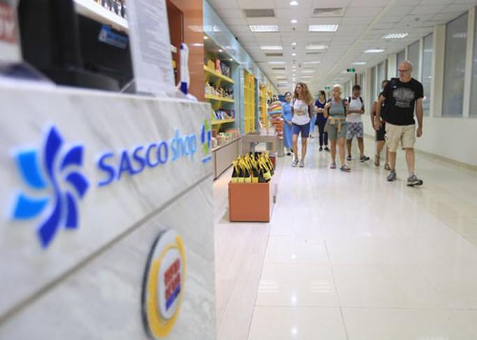 Sự hấp dẫn của SASCO Shop níu chân khách hàng - Ảnh 1.