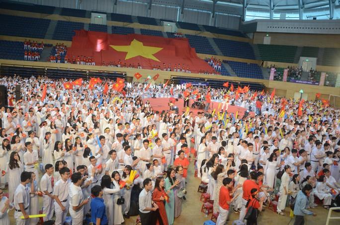 Quang Nhật sẽ khao thầy cô, bạn bè món chè sau chung kết Olympia 2018 - Ảnh 1.