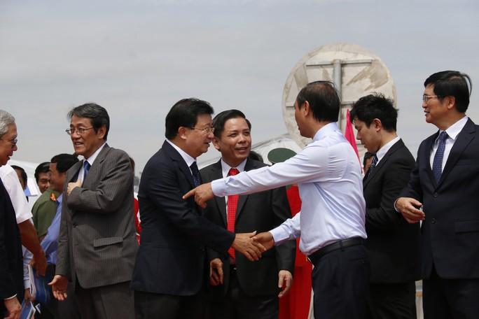 Thông xe, chưa thu phí cao tốc Đà Nẵng – Quảng Ngãi - Ảnh 3.