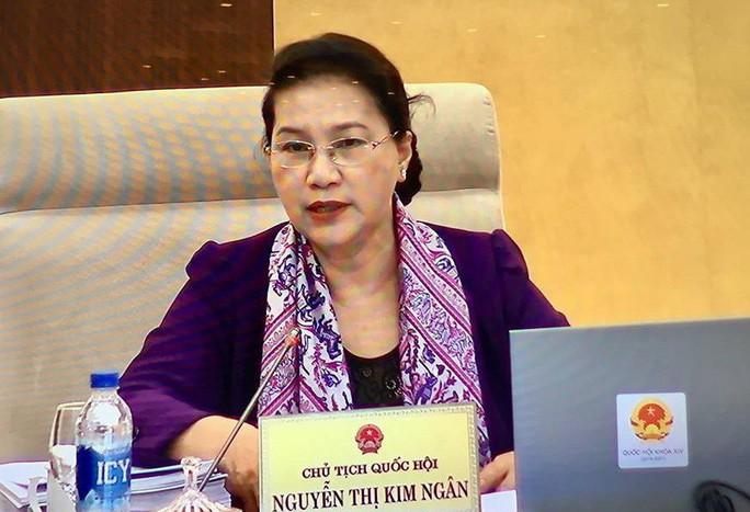 Chủ tịch QH: Lời hứa tiến độ cao tốc Bắc - Nam của Bộ trưởng GTVT, e rằng tính khả thi có vấn đề - Ảnh 1.