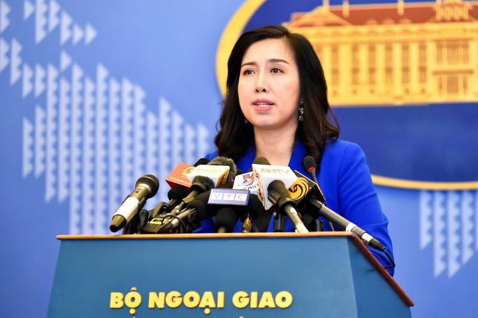 Việt Nam nói về việc Trung Quốc đề nghị hợp tác cùng khai thác trên biển - Ảnh 1.
