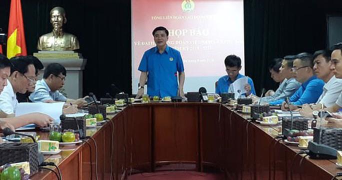 950 đại biểu tham dự Đại hội XII Công đoàn Việt Nam - Ảnh 1.