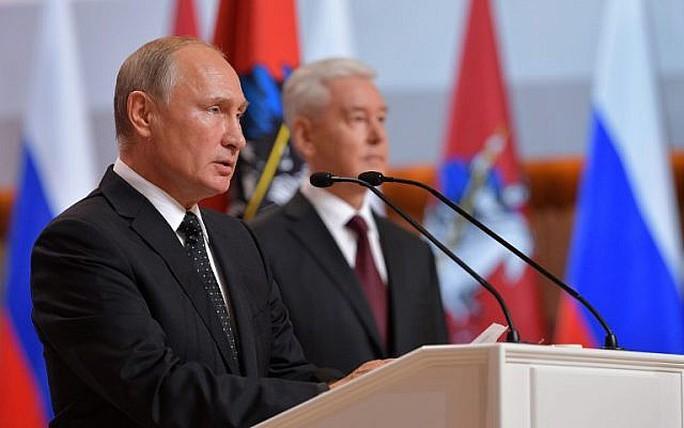 Ông Putin tức giận, không nghe điện thoại của ông Assad? - Ảnh 1.