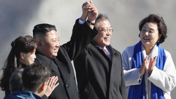 2 tấn nấm thông ông Kim tặng Hàn Quốc trị giá tới 1,34 triệu USD - Ảnh 2.