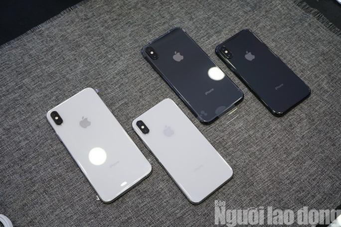 Điện thoại iPhone XS MAX giá 68 triệu đồng đã về Việt Nam - Ảnh 7.