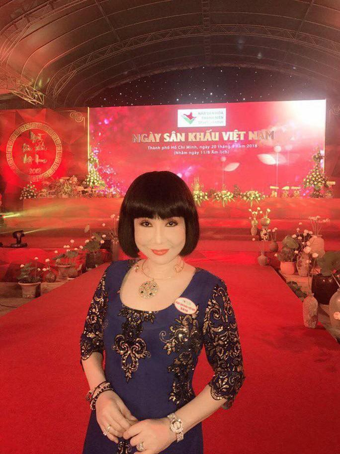 Nghệ sĩ TP HCM tổ chức Giỗ Tổ sân khấu - Ảnh 5.