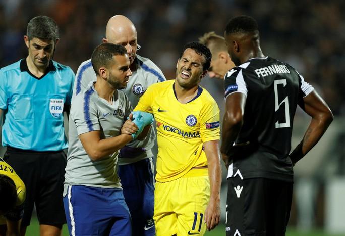 Arsenal, Chelsea rủ nhau giành chiến thắng ở Europa League - Ảnh 2.