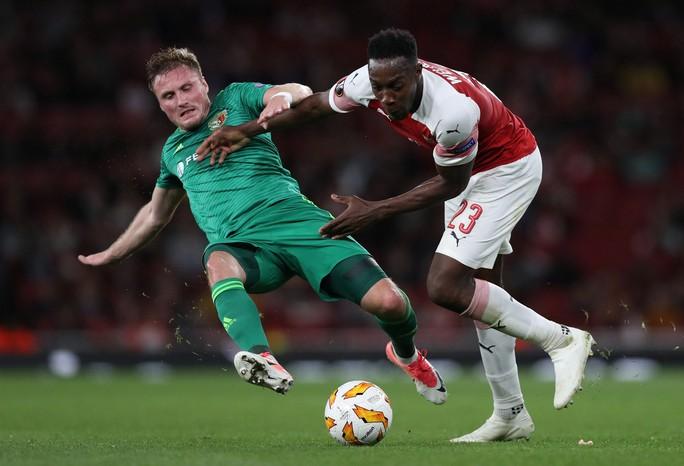Arsenal, Chelsea rủ nhau giành chiến thắng ở Europa League - Ảnh 4.