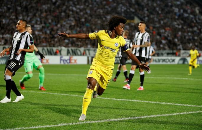 Arsenal, Chelsea rủ nhau giành chiến thắng ở Europa League - Ảnh 1.