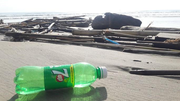 Hơn 7 tấn rác thải bủa vây 8km bờ biển Đà Nẵng - Ảnh 2.