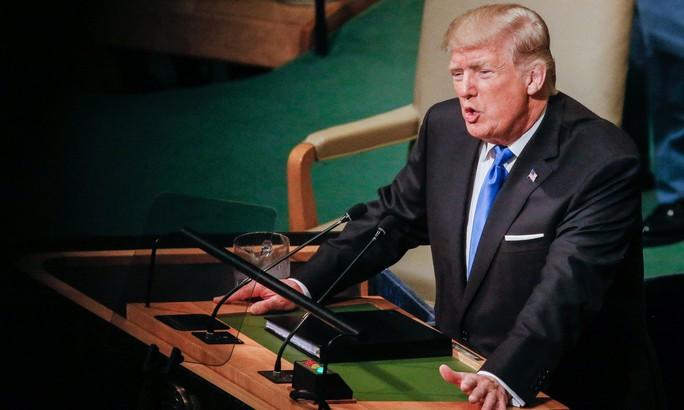 Tổng thống Trump và sàn diễn New York - Ảnh 1.