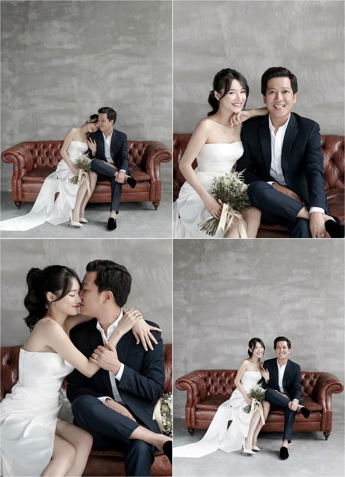 Trọn bộ ảnh cưới  của Trường Giang - Nhã Phương - Ảnh 1.