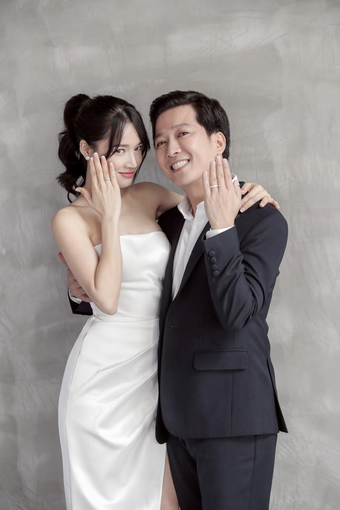 Trọn bộ ảnh cưới  của Trường Giang - Nhã Phương - Ảnh 6.